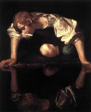 Narciso-Caravaggio-838x1024